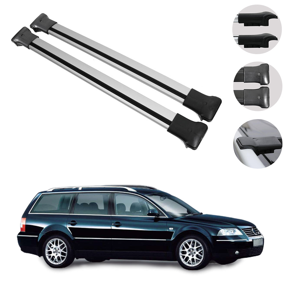 Roof Rack Cross Bars Luggage Carrier For Volkswagen Passat B5 Wagon 20 Omac Shop Usa Auto Accessories