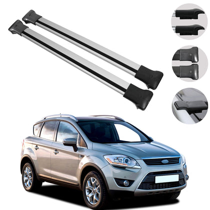Roof Rack Cross Bars Luggage Carrier for Ford Kuga 2008-2013