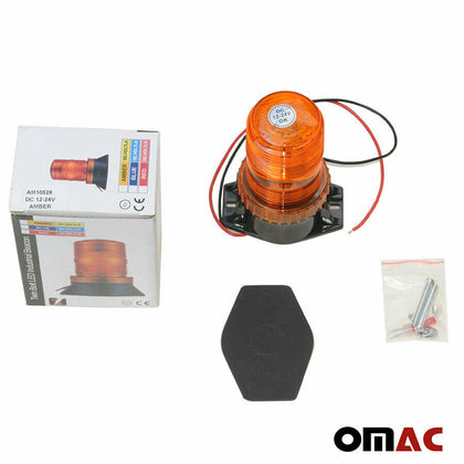 12V LED Warning Light Emergency Flashing Light Amber Color For BMW - omacusa.myshopify.com