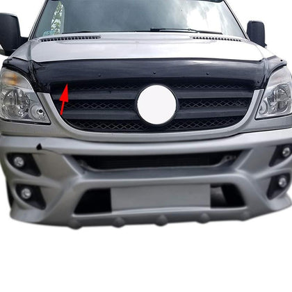 For  Mercedes Sprinter W906 2007-2013 Front Bug Shield Hood Deflector Guard