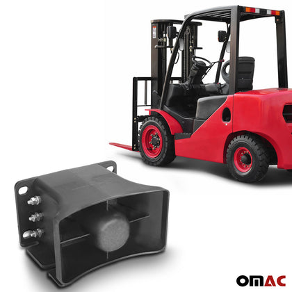 12-48V 115dB Back Up Horn Reversing Warning Alarm for Forklift Lift Truck - Omac Shop Usa - Auto Accessories