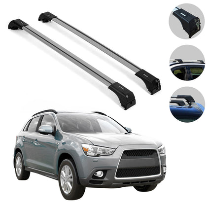 Fits Mitsubishi Outlander Sport ASX 2011-2021 Roof Rack Crossbar Luggage Carrier