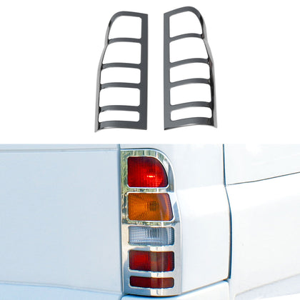 Brake Stop Light Trim S.Steel 2 Pcs For Ford Transit 2000-2014