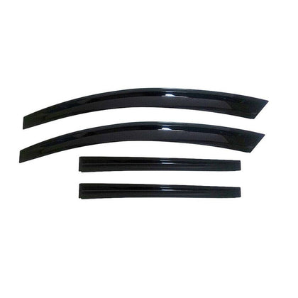 Side Window Smoke Vent Visor Rain Guards Deflector for Kia Sorento 2003-2011