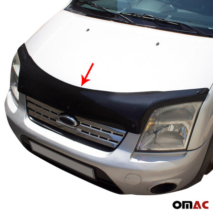 Bug Shield Hood Deflector Guard Protector for Ford Transit Connect 2002-2009