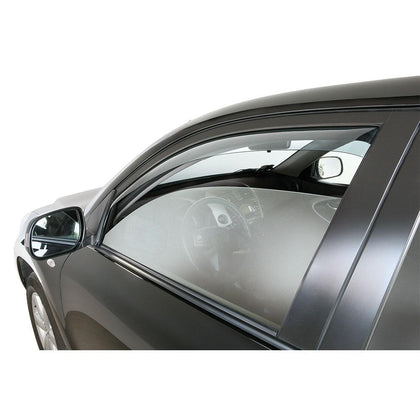 Omac usa - Side Window Smoke Rain Guards Air Deflector for LAND ROVER FREELANDER 1999-2006 - Omac Shop Usa - Auto Accessories