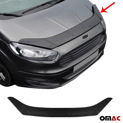 For Ford Transit Connect 2014-2019 Front Bug Shield Guard Hood Deflector Bonnet