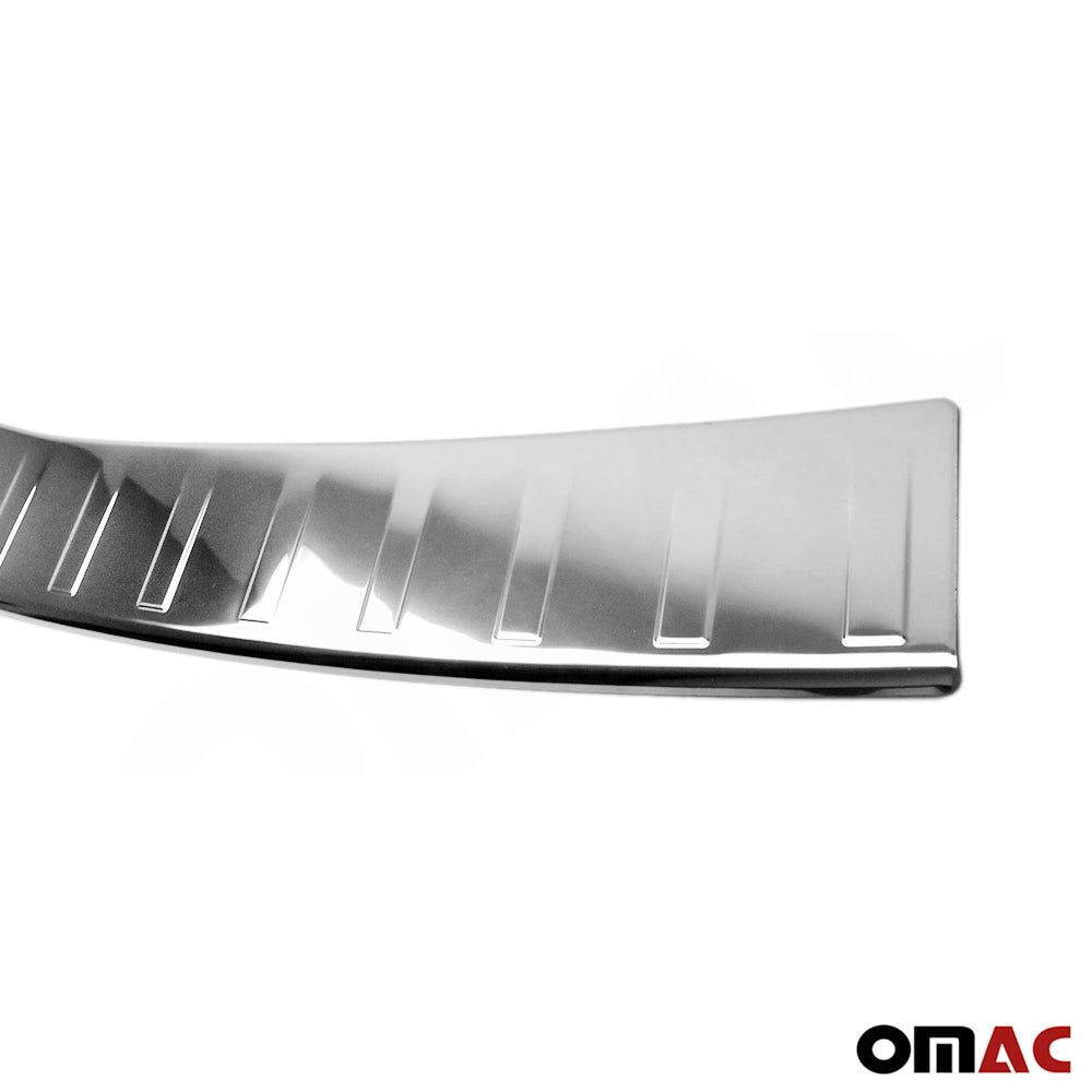 Chrome Rear Bumper Guard Trunk Sill Cover S.Steel For Opel Astra J 2010-2015