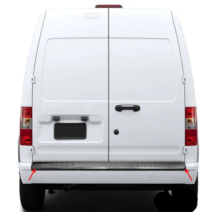 Chrome Rear Bumper Guard Trunk Sill Protector for Ford Transit Connect 2010-2013 Omac Shop Usa - Auto Accessories