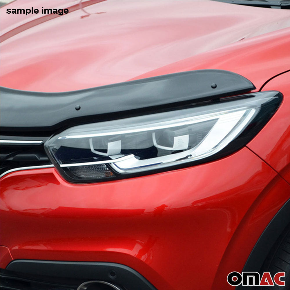 Front Bug Shield Hood Deflector Guard Protector for Mercedes Sprinter 2014-2018