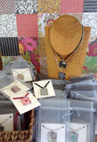 AS GIFTED IN THE 2014 GOLDEN GLOBES celebrity swag bags! Antique frame picture pendant - tons of designs!