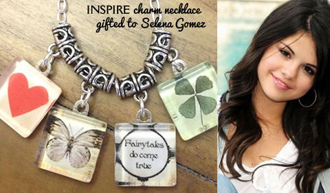 INSPIRE teeny-tiny charms