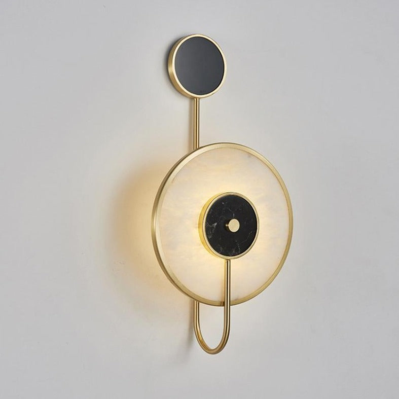 Boda Stone Modern Wall Light