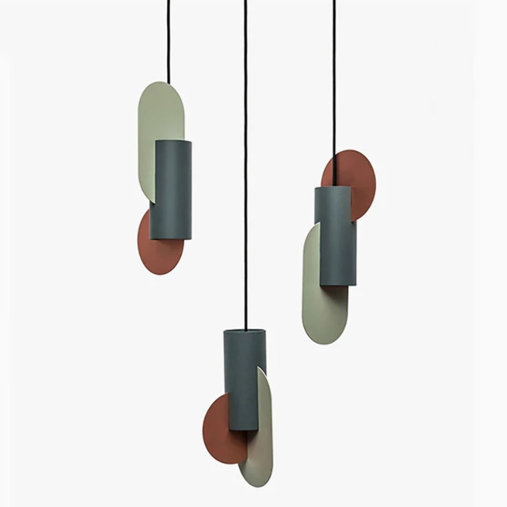 Hara Geometric Pendant Light