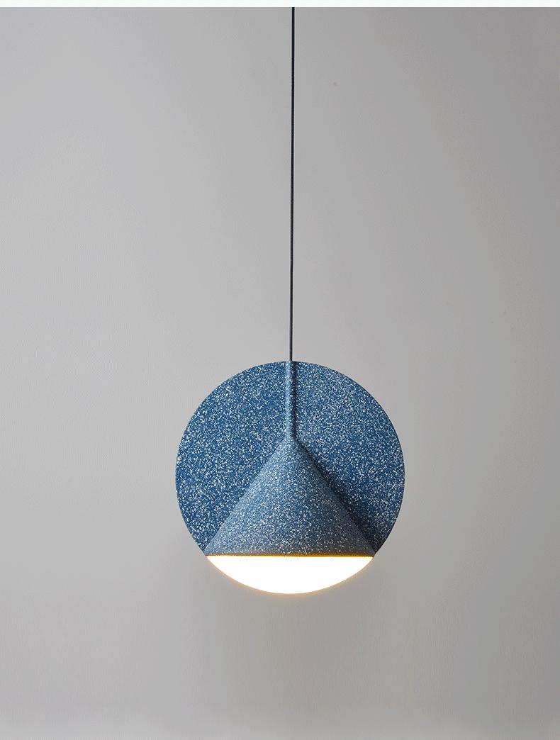 Ossa Geometric Modern Pendant Light