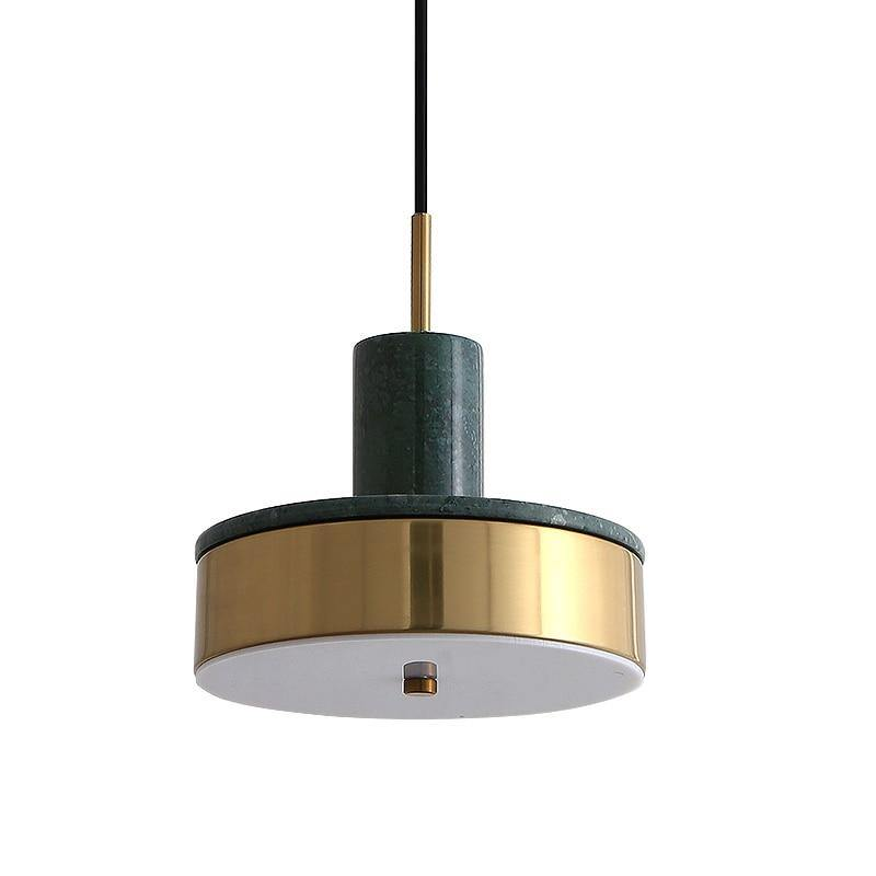 Aura Minimal Glass Pendant Light