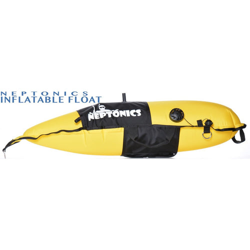 Neptonics Inflatable Float- 75lb Buoyancy