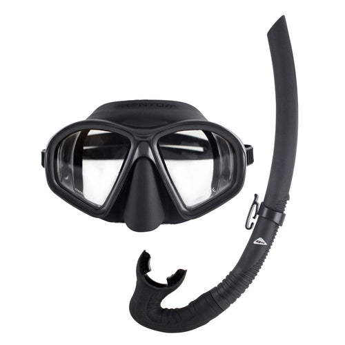 Ocean Hunter Phantom Mask/Snorkel Set