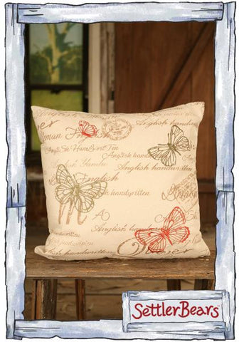 Robinvale Butterfly Cushion - 18inch