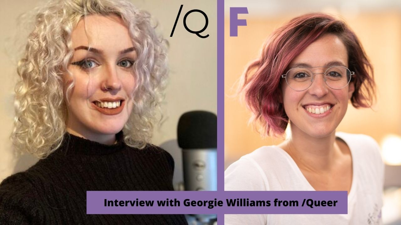 Talking about queerness with a queer pro!