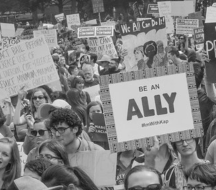 Be an Upstander, not a Bystander: Inclusive Allyship by Hannah Wilson