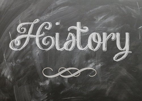 What Is History, Anyway? - By Kaye Jones