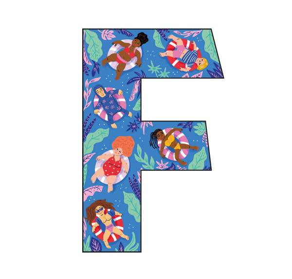 F by Amanda Mustard collection