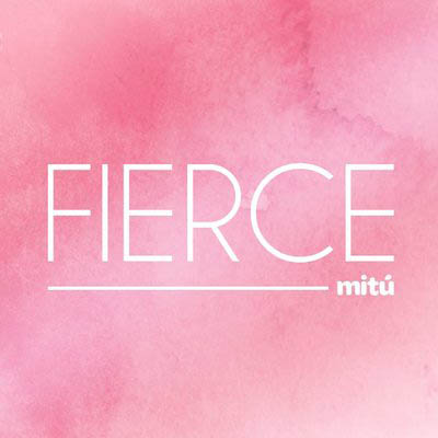 Fierce by mitú Logo