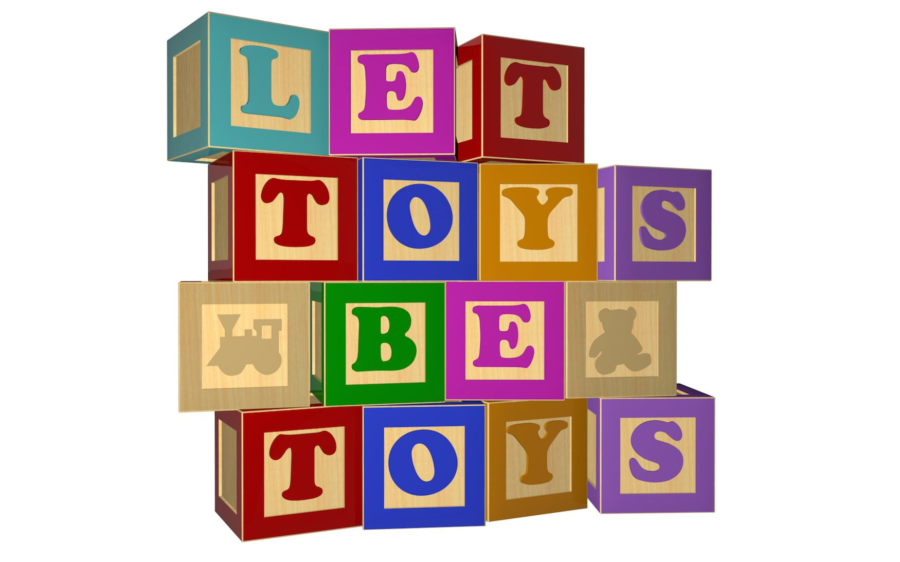 Let Toys Be Toys Logo