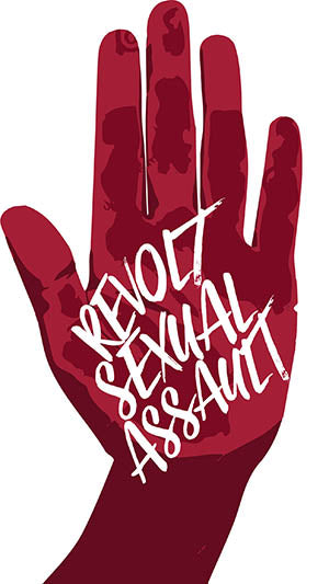 Revolt Sexual Assault Logo
