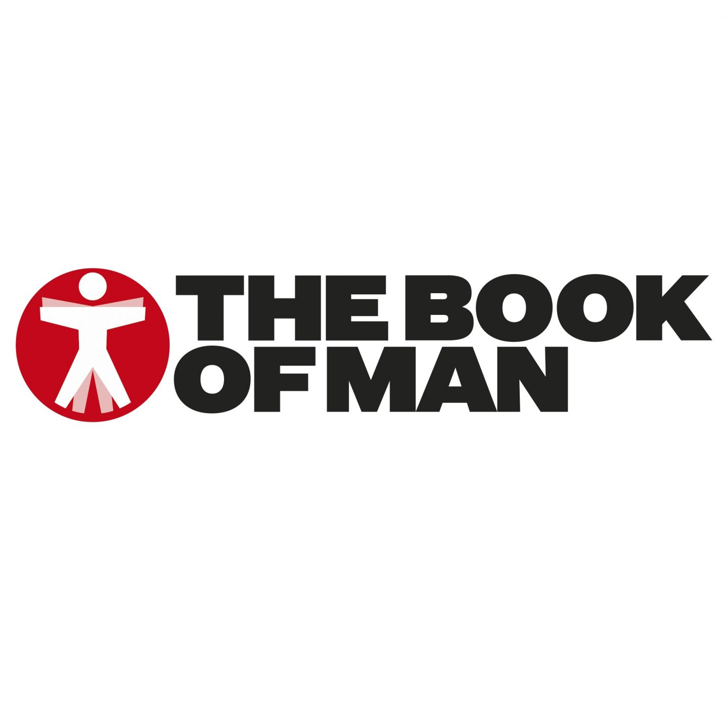 The Book of Man logo