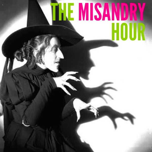 The Misandry Hour Logo