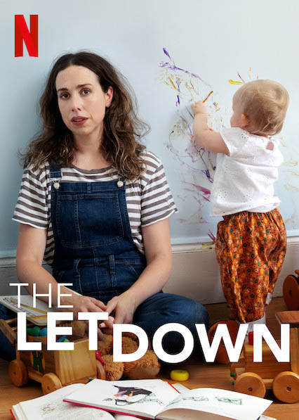 The Let down Logo