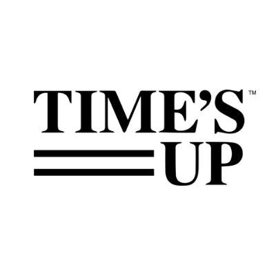 Times Up Now Logo