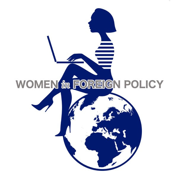 Women in Foreign Policy Logo