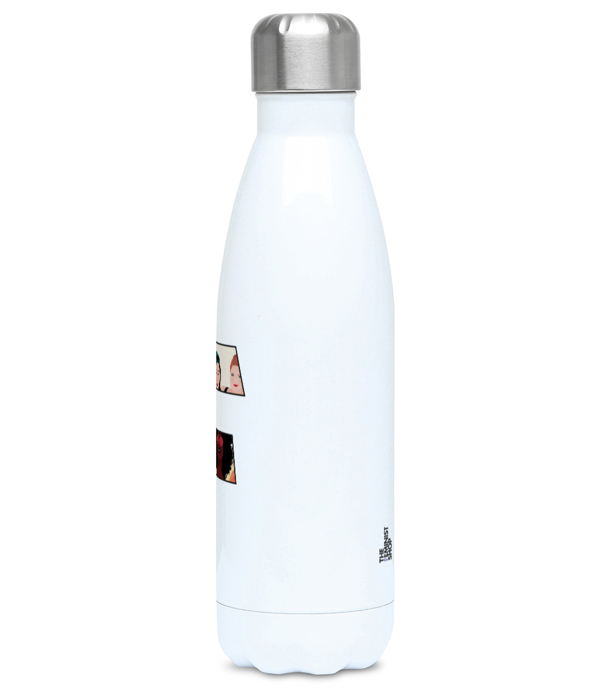 Feminist Water Bottle - F Carola Marin - Right