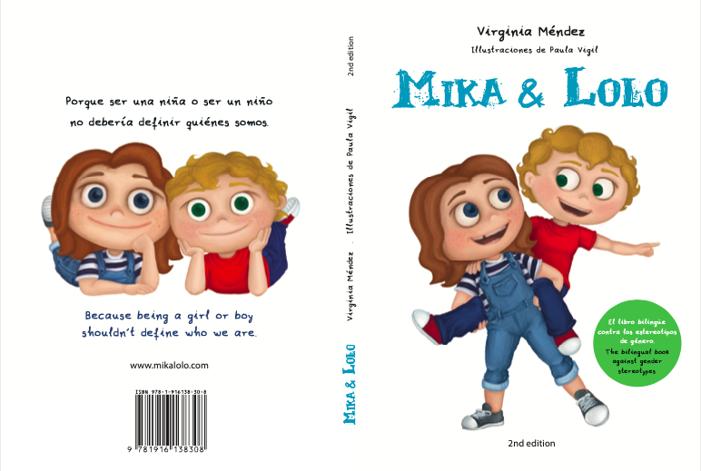 Mika & Lolo by Virginia Mendez