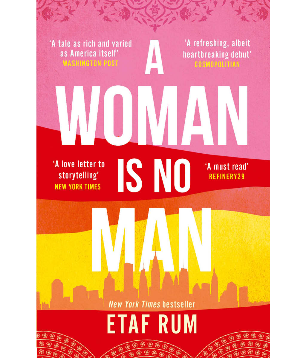 A Woman is No Man Etaf Rum
