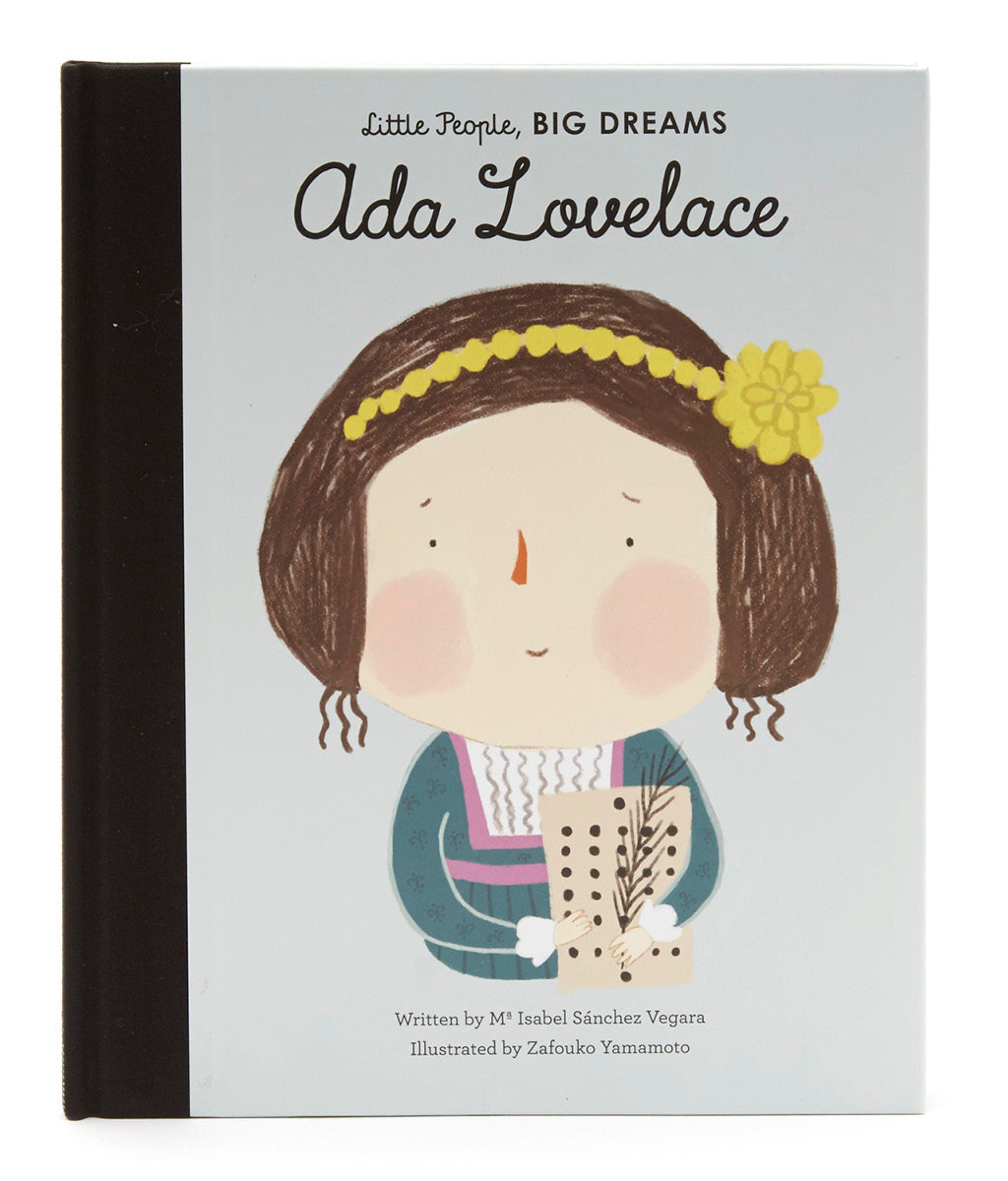 Ada Lovelace by Maria Isabel Sanchez Vegara