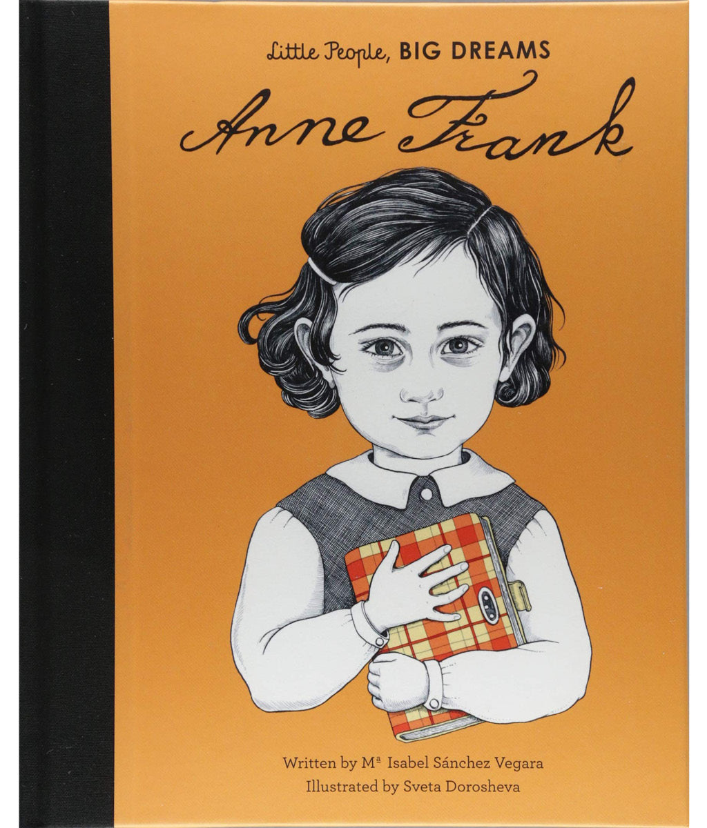 Anne Frank by Maria Isabel Sanchez Vegara