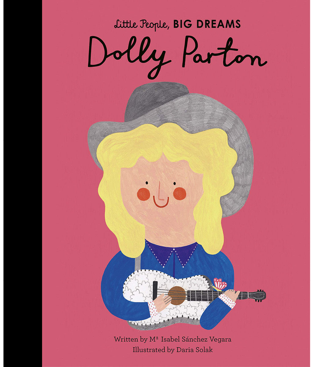 Dolly Parton by Maria Isabel Sanchez Vegara