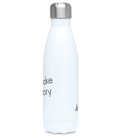 Feminist Water Bottle - Let's Make Herstory - Right