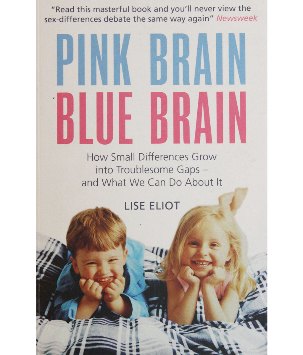 Pink Brain Blue Brain by Lise Eliot