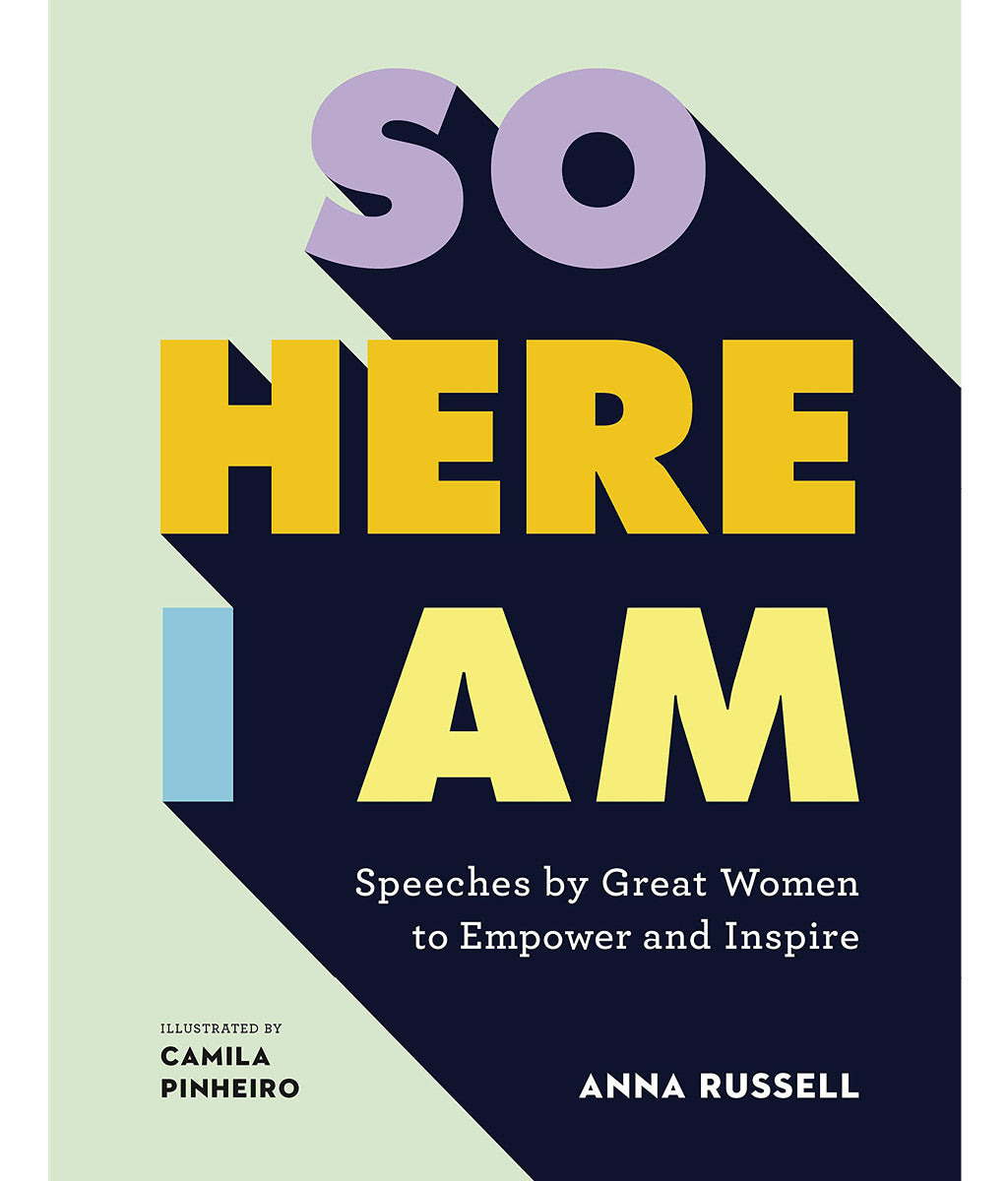 So Here I Am by Anna Russell