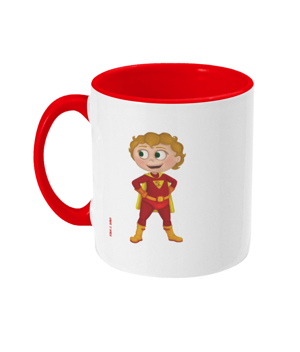 Lolo Mug Red Design