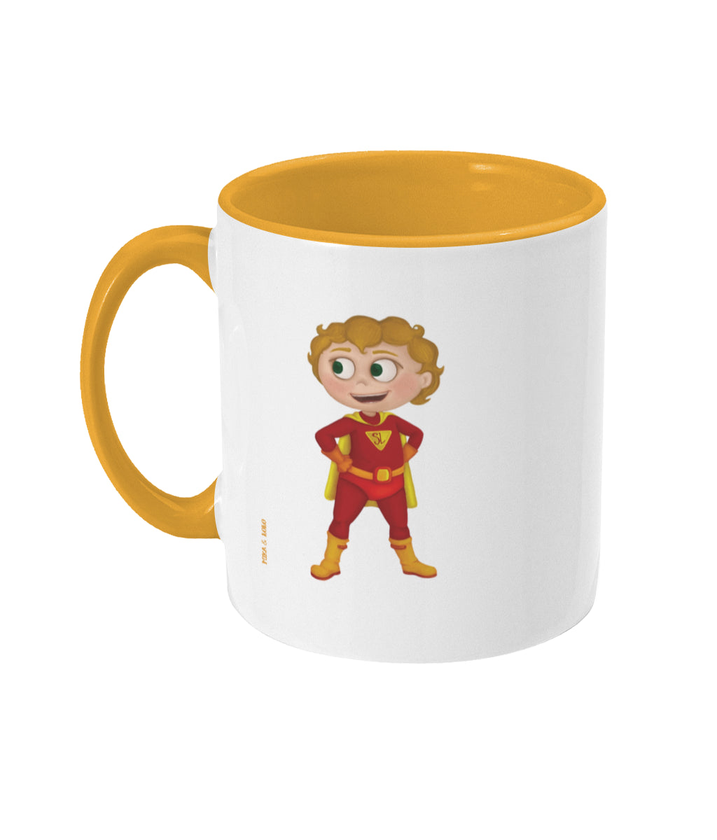 Super Hero Kids Mug - Lolo