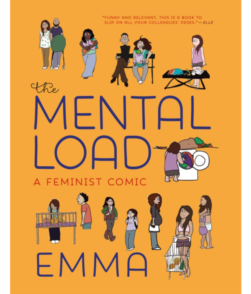 The Mental Load by EMMA