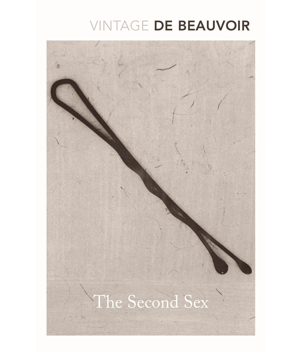 The second sex by Simone de Beuvour