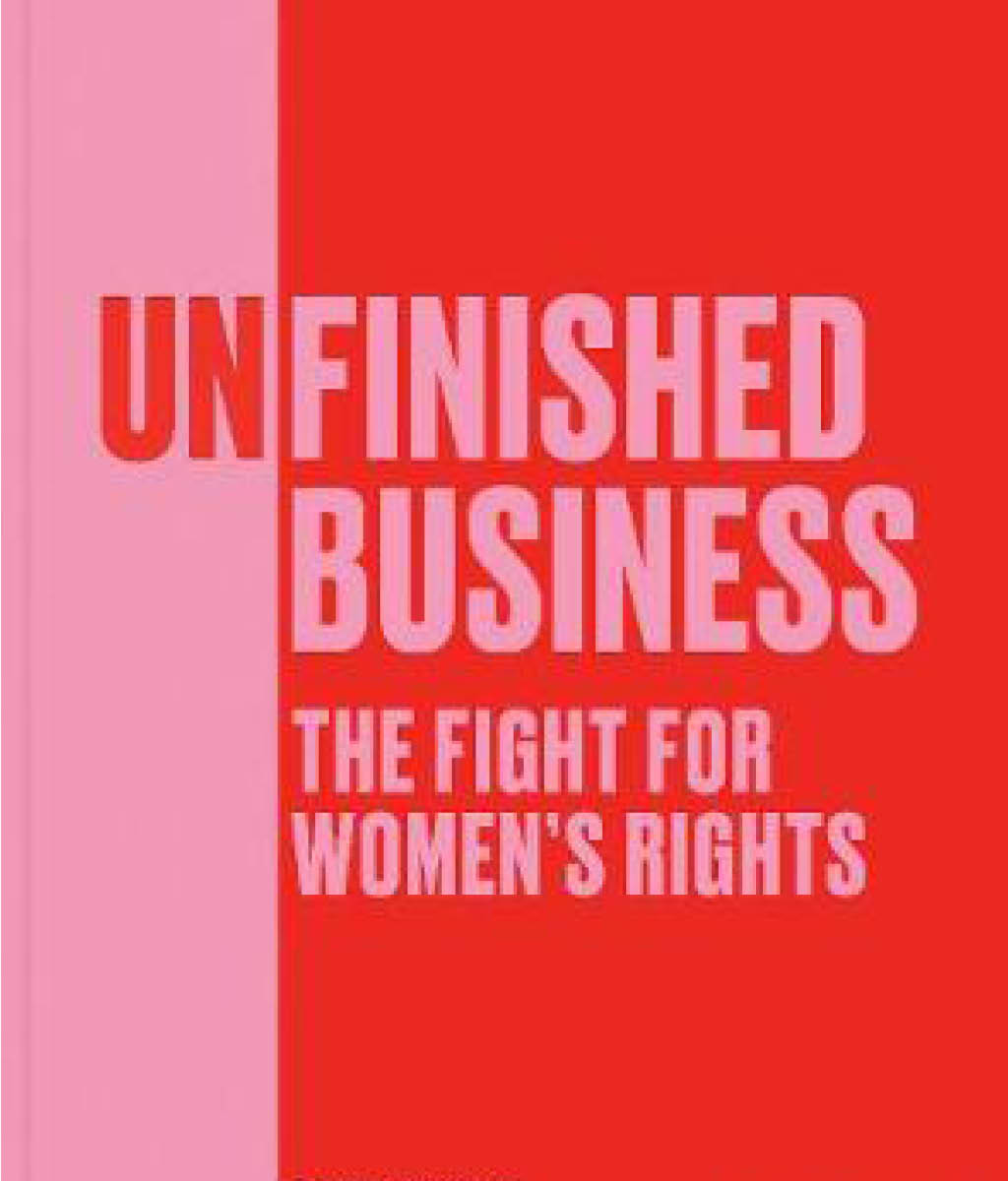 Unfinished Business by Polly Russell and Margaretta Jolly