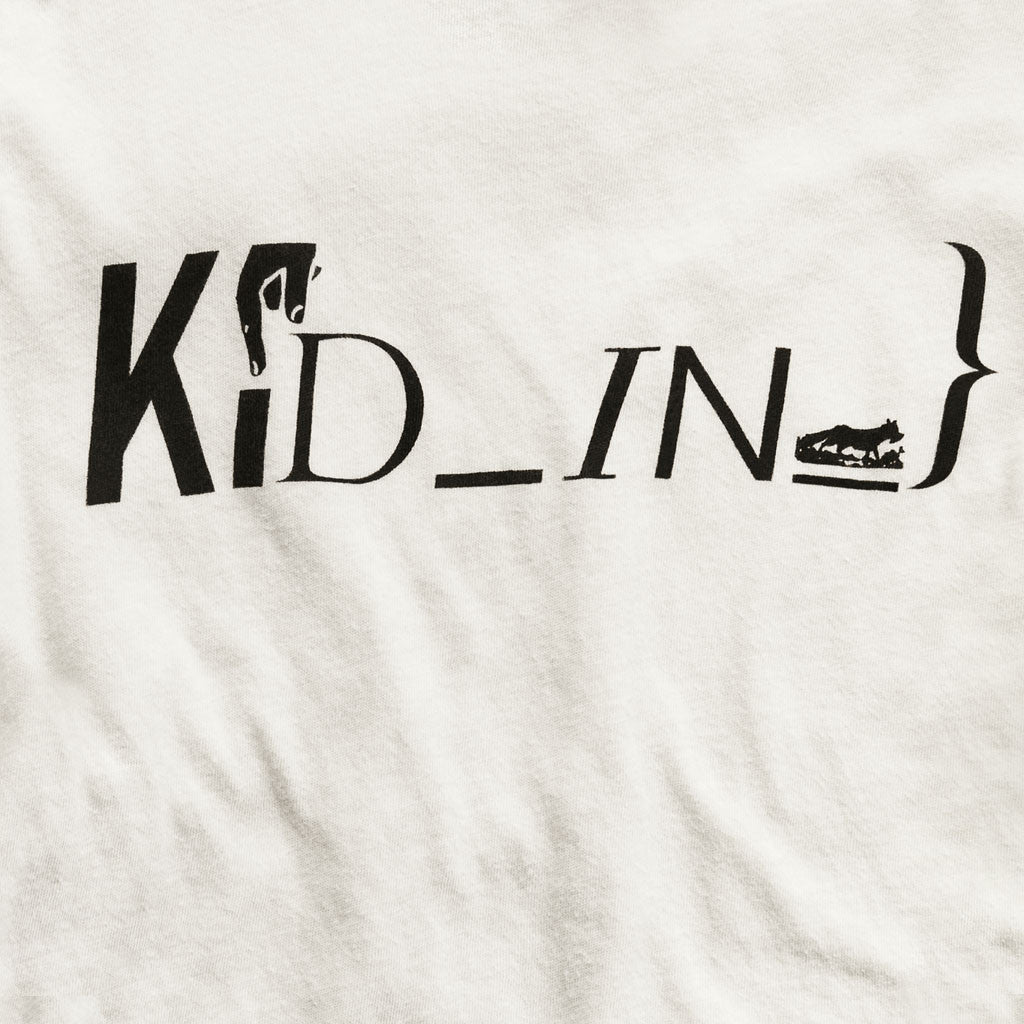 KID-IN  Logo T Shirt